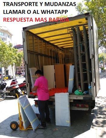 Transportes y mudanzas economico