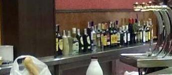 Bar restaurante de poligono