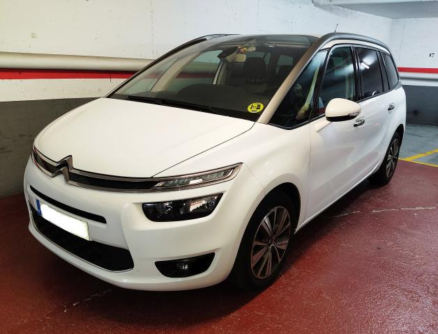 Citroen c4 grand picasso intensive 115cv hdi