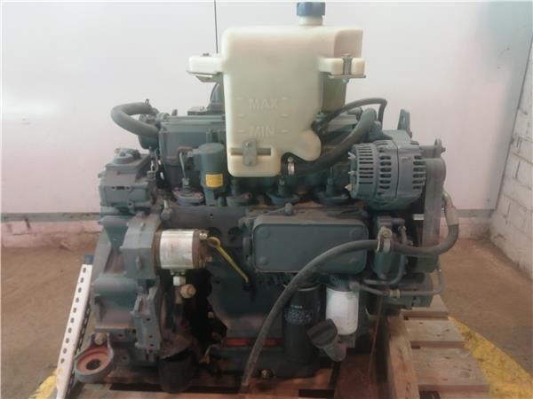 Deutz completo bf 4m 2012 c motor para camión