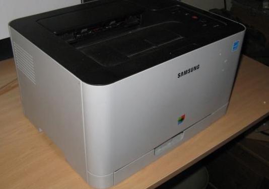 Impresora laser color samsung 365w