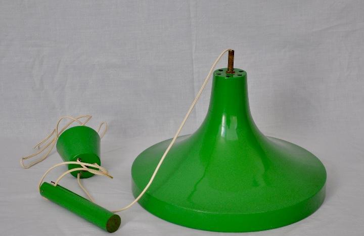 Lámpara de techo con contrapeso de subir y bajar