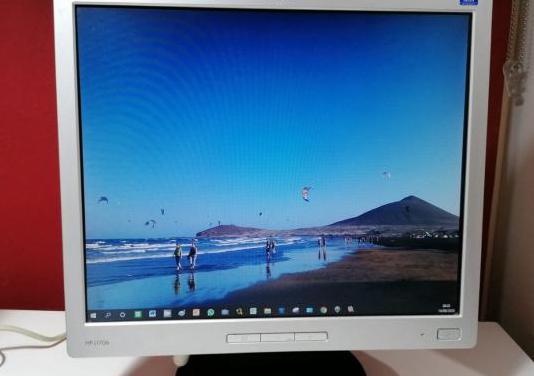 Monitor ordenador hp l1706