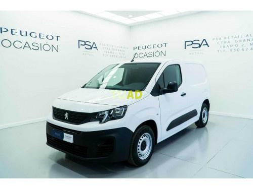Peugeot partner standard 600kg bluehdi 73kw pro