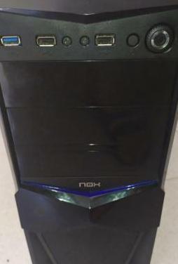 Torre ordenador intel core 2 q8200 quad a 2.33ghz
