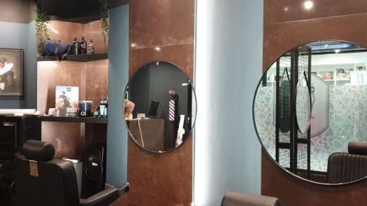 Barberia/ peluqueria