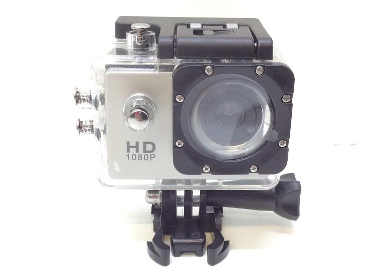 Camara deportiva otros cam waterproof 30m full hd 1080p