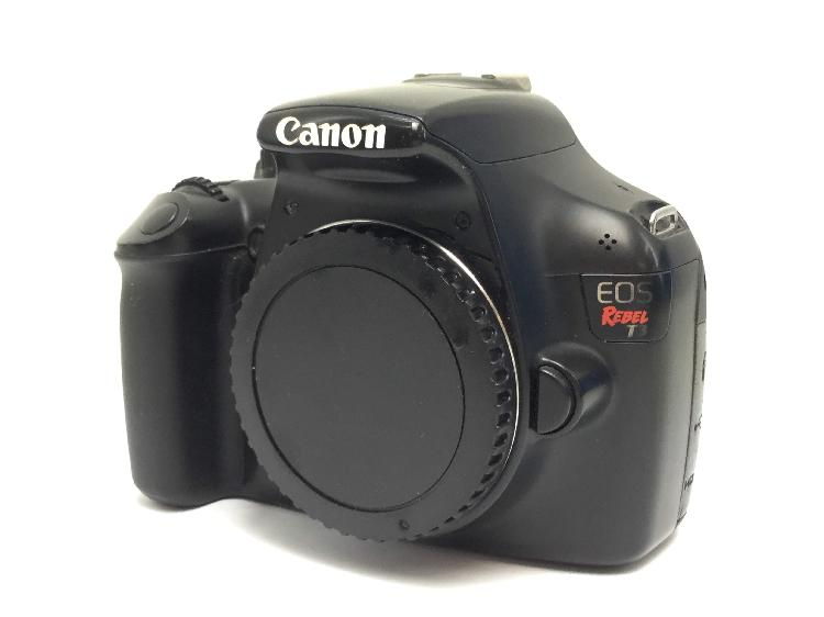 Camara digital reflex canon eos rebel t3