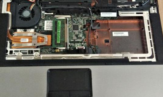 Hp 6730b(6735b)-base portatil placa base