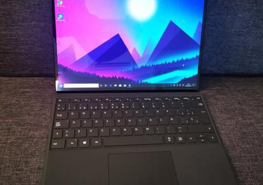 Surface pro x 16gb ram 500 gb ssd sq1 8 proce