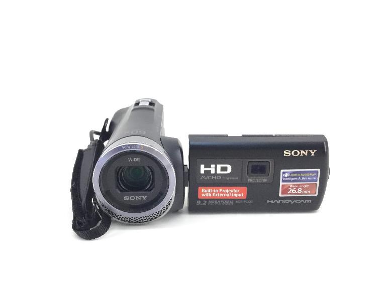Videocamara digital sony hdr pj330