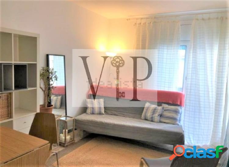 Centrico y luminoso piso de alquiler en Sitges 1