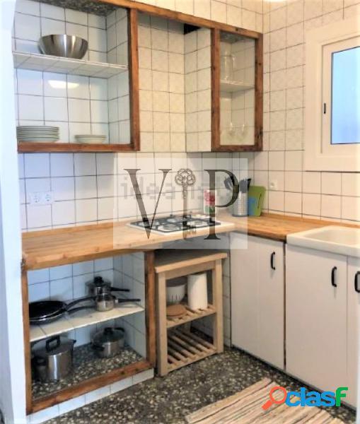 Centrico y luminoso piso de alquiler en Sitges 3