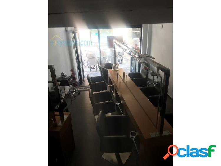 Local comercial alquiler sitges