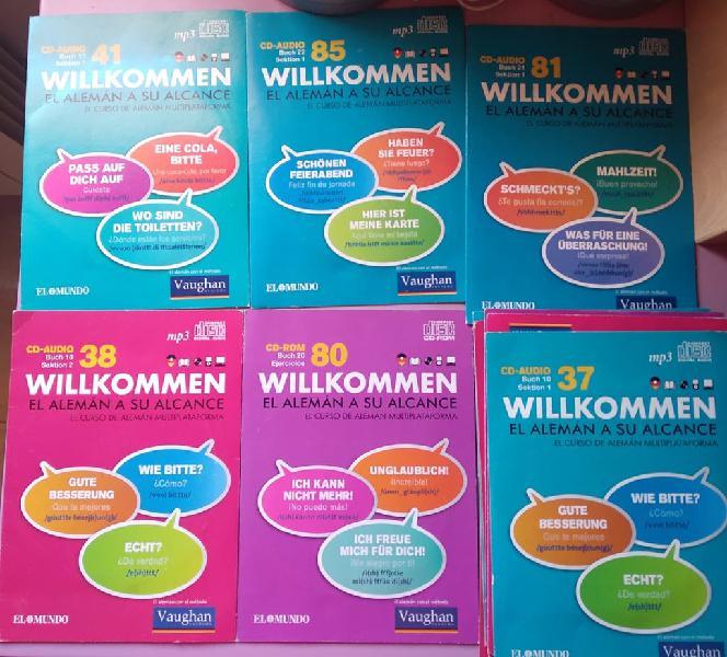 Aprender alemán con vídeos.