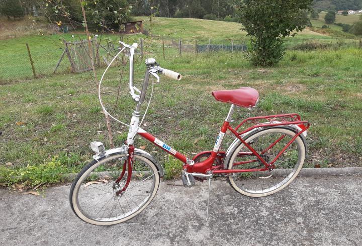 Bicicleta bh - tamaño mediano - años 70-80
