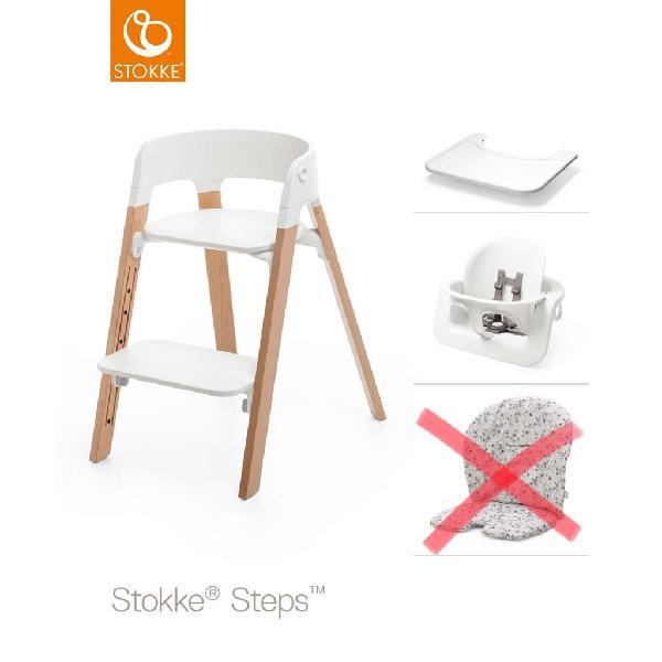 Baby set stokke steps