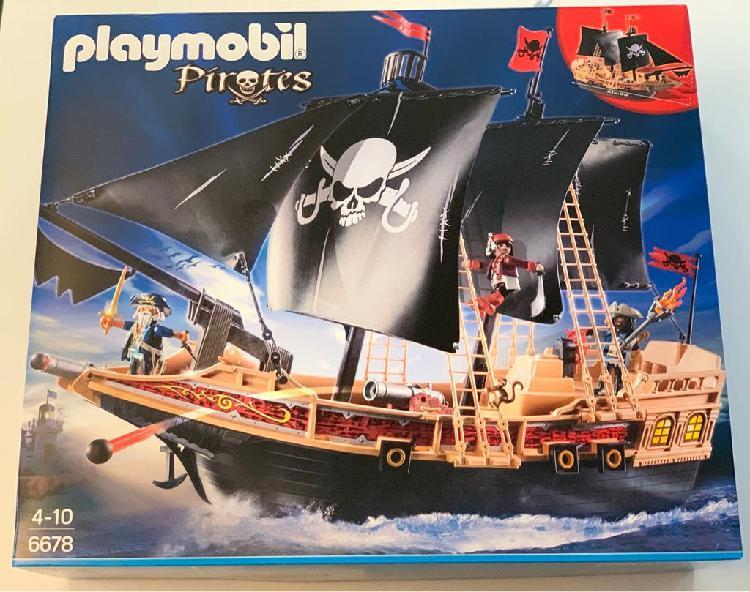 Barco pirata playmobil ref. 6678