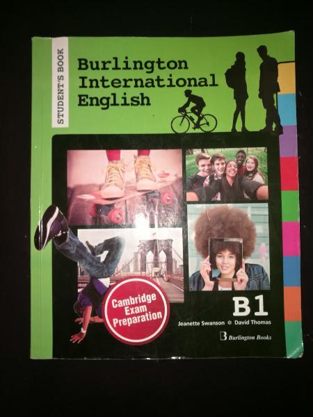 Burlington international english. b1.