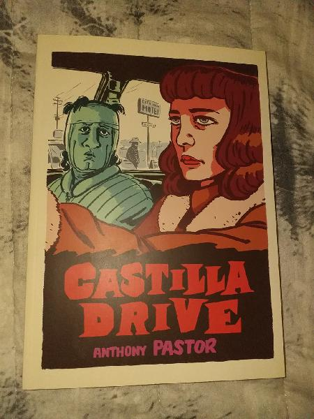 Castilla drive de anthony pastor