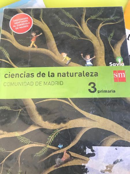 Ciencias sociales y naturales 3 primaria sm