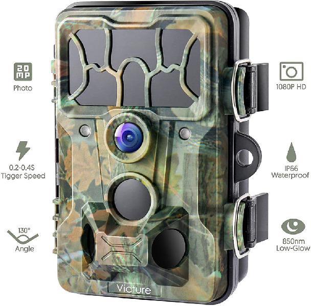 Cámaras de caza 20mp 1080p ip66 de fototrampeo