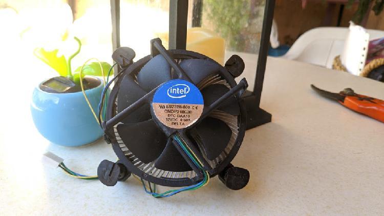 Disipador intel e97378-001 para cpu