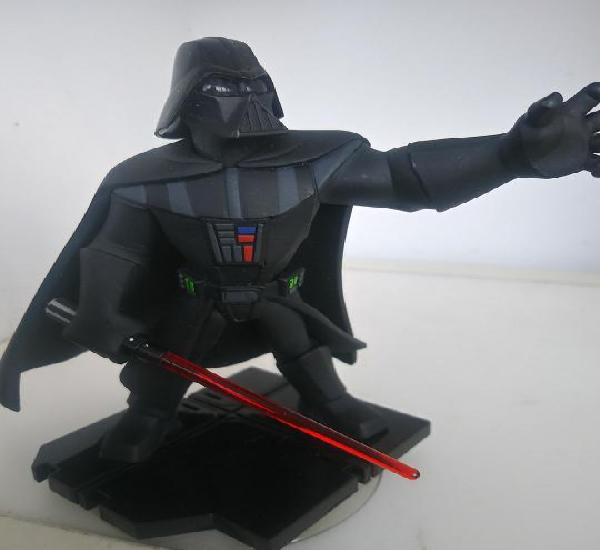 Figura disney infinity 3.0 star wars darth vader