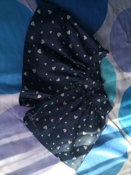 Falda pantalon, 12 años