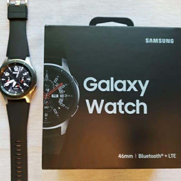 Galaxy watch (lte+gps) *cambios /factura /garantía