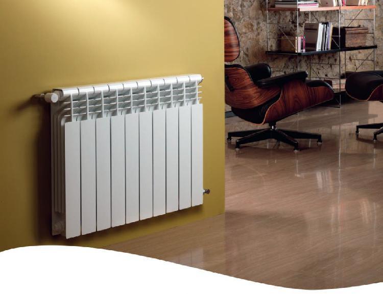 Instalamos calefacciones