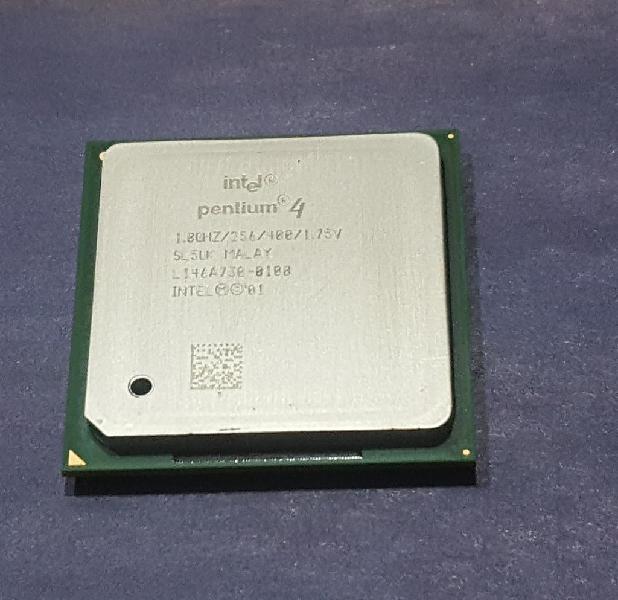 Intel pentium 4 - 1.8ghz cpu