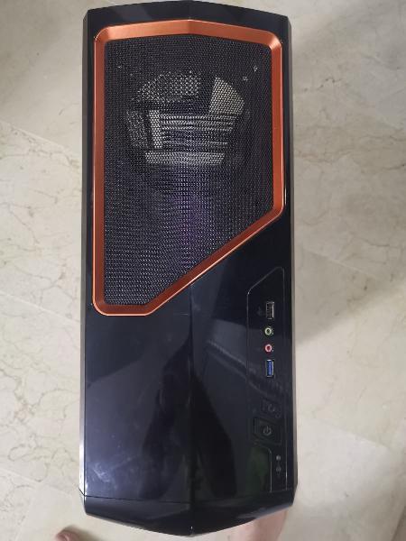 Intel i5 6600k, talius drakko, mb z170, ssd 240gb