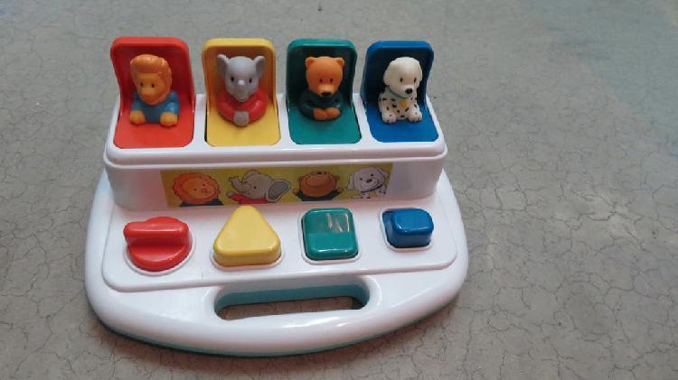 Juguete de manipulación y motricidad para bebés