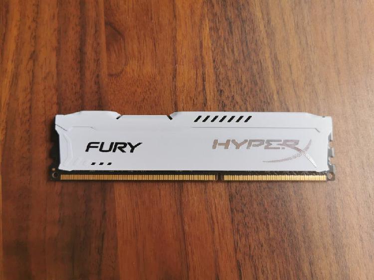 Memoria ram hyperx fury 8gb ddr3
