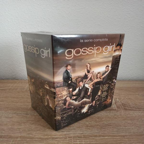 Precintada gossip girl completa
