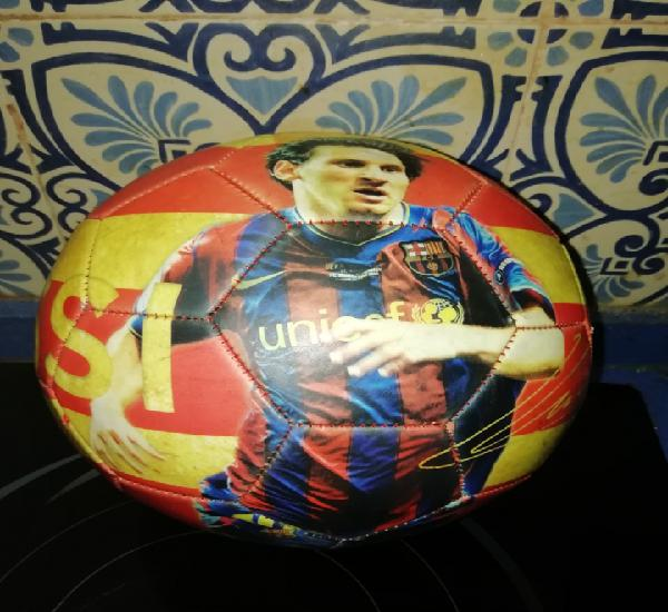 Pelota de futbol, balon leo messi barcelona barca