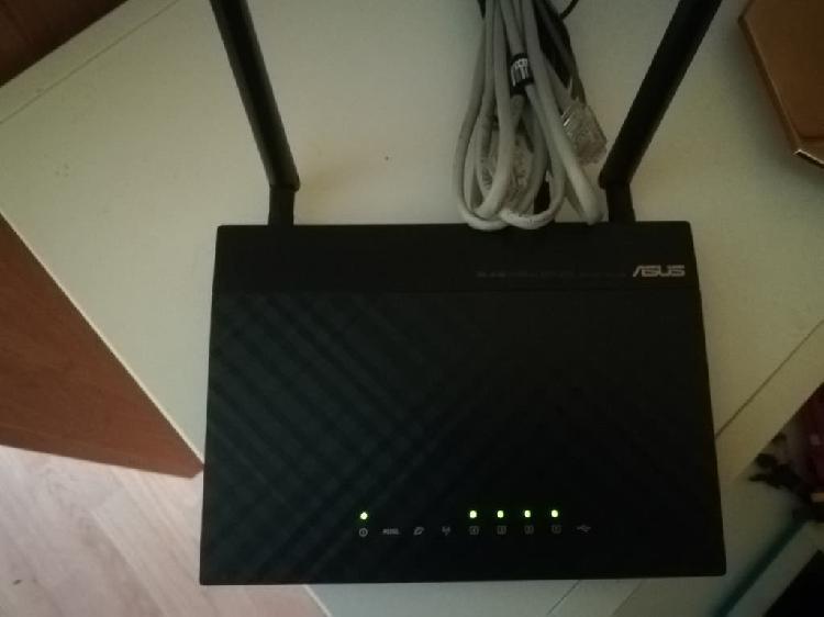 Router asus mas informacion en las fotos visita mi