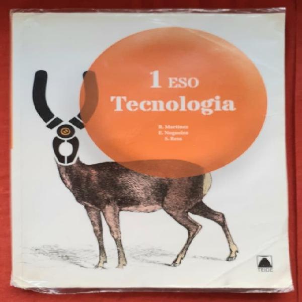 Tecnologia 1 eso 9788430790920