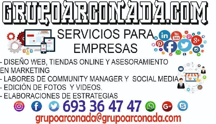 Tiendas online y marketing digital