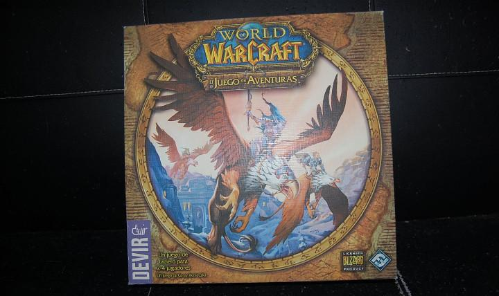 World of warcraft juego aventuras. devir completo.