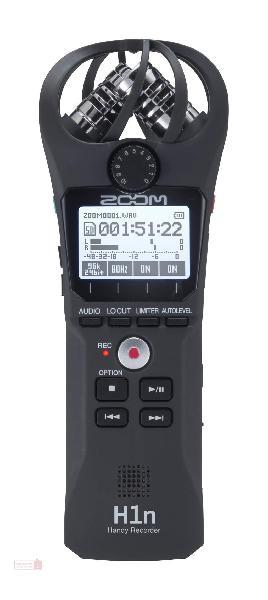 Zoom h1n - grabadora practica