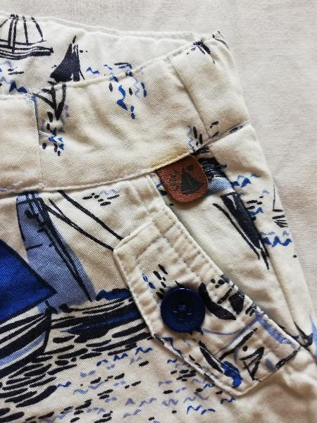 Pantalón niña nuevo 4 a 5 años
