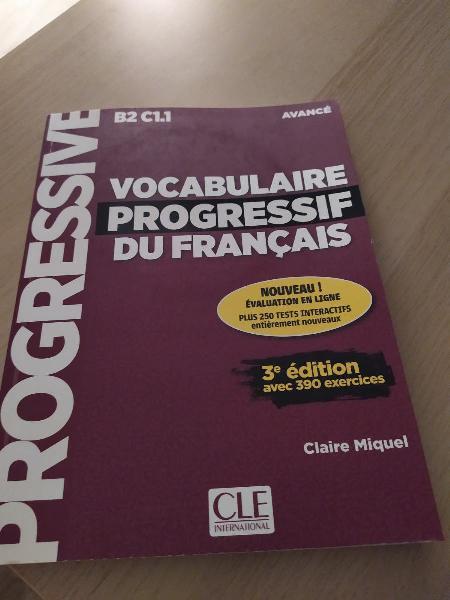 Vocabulario francés