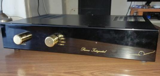 Amplificador audio aero