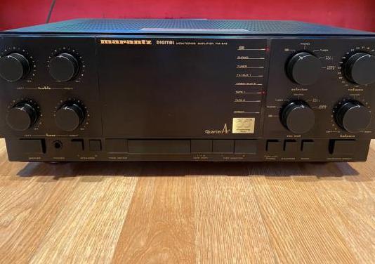 Amplificador marantz pm-64 mk2. 35th.