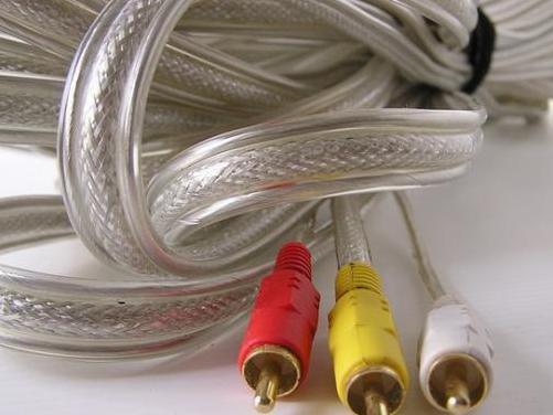 Cable audio video libre de oxigeno calidad pro.