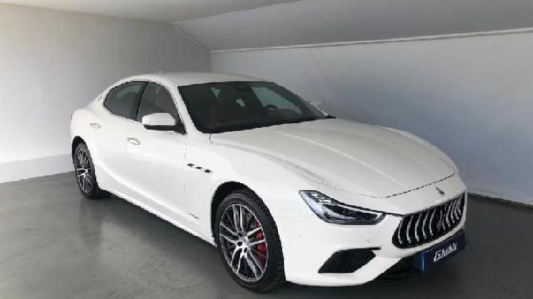 Maserati ghibli diesel 3.0 v6 gransport 2019