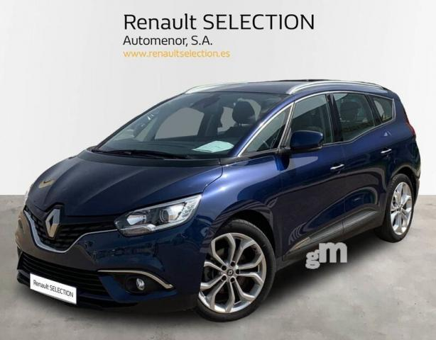 Renault grand scenic grand scénic 1.5dci intens 81kw
