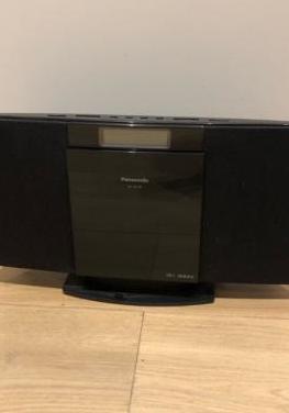 Reproductor música cd radio usb aux